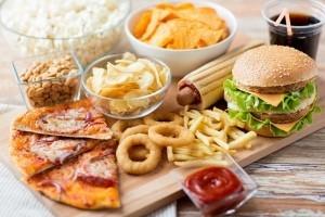 Вредные продукты питания