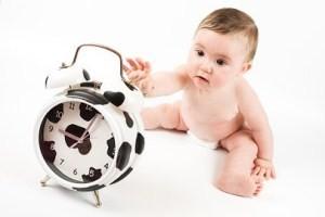 режим ребенка в 1 год