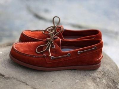 топсайдеры - летняя обувь