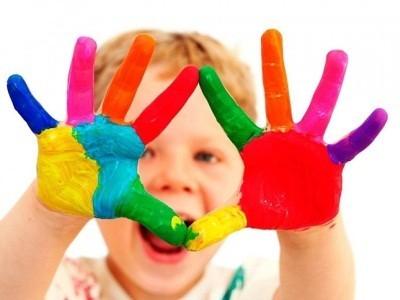 разные цвета малышу