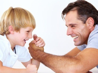 как воспитать сына мужественным