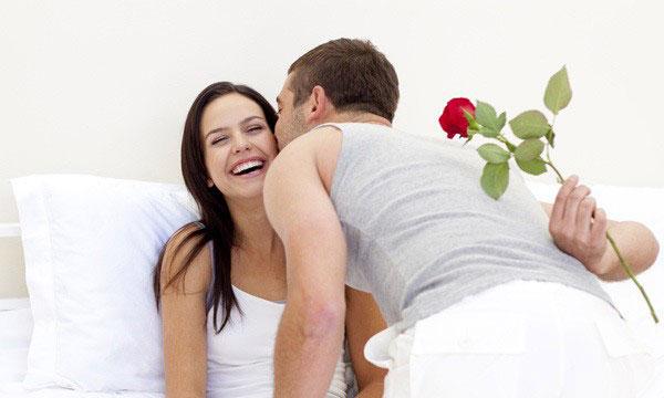 Инфантильные мужчины способны проявлять романтические чувства