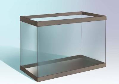 аквариум средних размеров