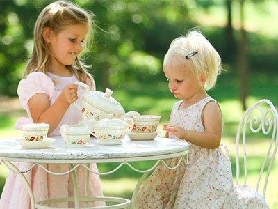 копорский чай детям