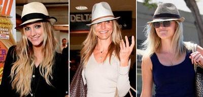 С чем носить шляпу трилби