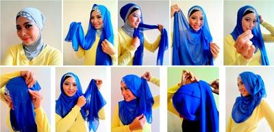 Как правильно носить хиджаб