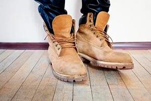 С чем носить ботинки timberland