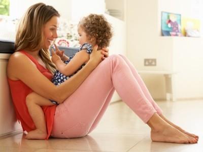 старайтесь разговаривать с ребенком как можно больше