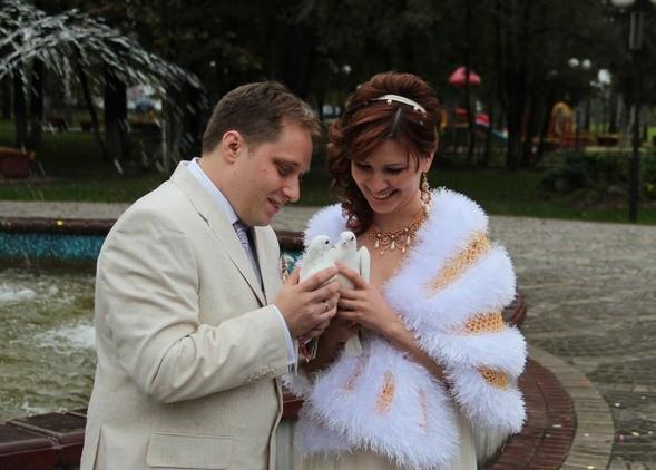 Свадебный палантин