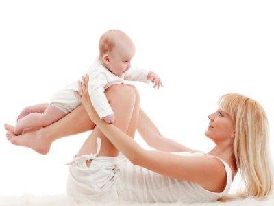 качайте чаще ребенка на руках