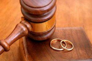 Пошлины при разводе через суд