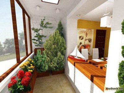 вентиляция для зимнего сада в квартире
