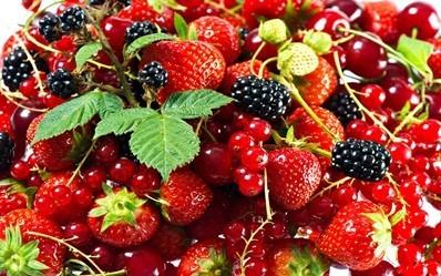 ягодная и фруктовая разгрузка организма