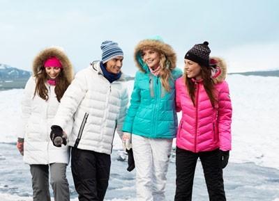Зимняя одежда для взрослых