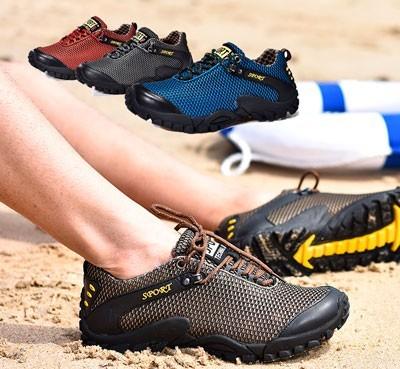Кроссовки для активного отдыха
