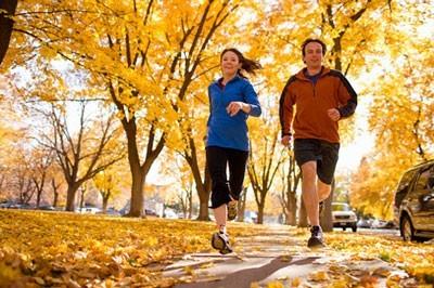 Активный отдых осенью