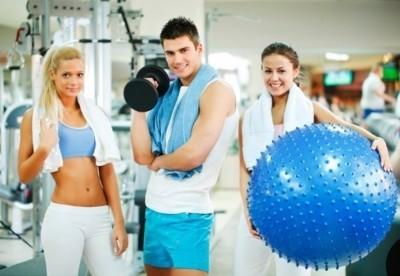 Занятия в тренажерном зале помогут снять нервное напряжение