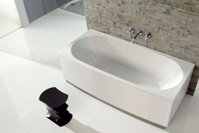 прямоугольные ванны из акрила
