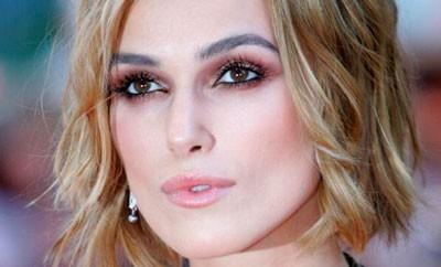 Вечерний макияж Киры Найтли