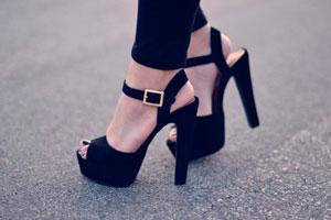 С чем носить туфли во всех цветах