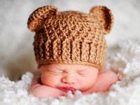 Вязание одежды для новорожденных спицами