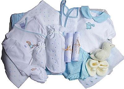 Набор для новорожденного на первое время