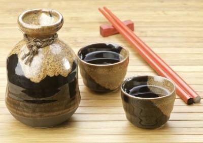 сакэ - японская водка
