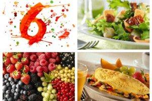 Диета номер 6: лечебное питание по Певзнеру, подробное описание меню на каждый день недели, а также вариант стола № 6е