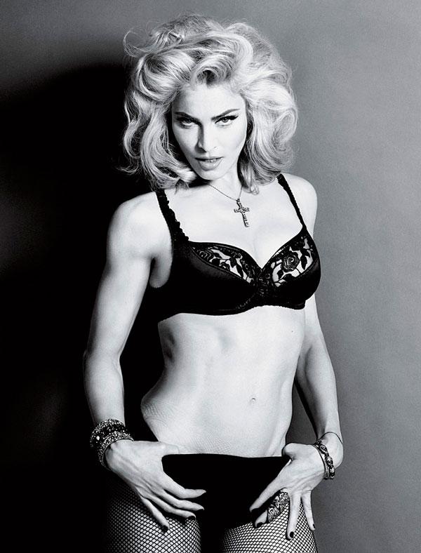 Фигура Мадонны