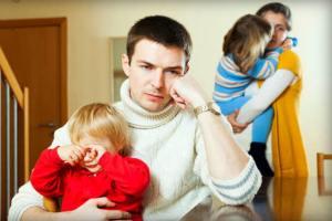 Порядок расторжения брака через суд с детьми