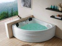 Размеры и цены на акриловые ванны