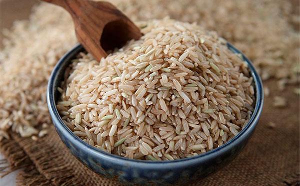 Без бурого риса диета не работала бы