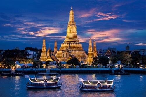 Город Бангкок