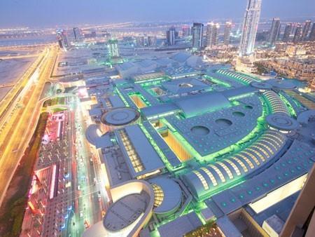 Центр торговли Дубай-Молл