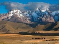 утешествие по Средней Азии