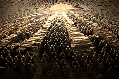 Терракотовая армия -