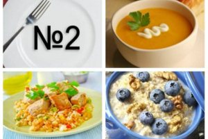 Диета №2 или стол №2 – показания и правила, меню диеты, отзывы и результаты