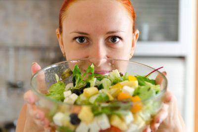 важно начать питаться здоровой, сбалансированной пищей