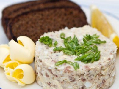 бутербродное рыбное масло