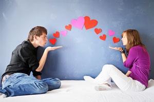 Этапы любви в психологии