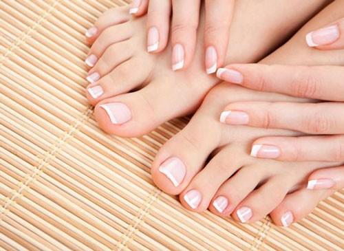 Красивые ногти на ногах