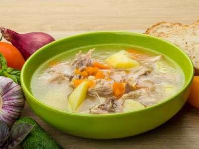 рецепт супа рассольника с курицей