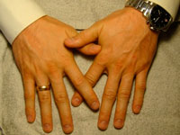 Уход за мужскими ногтями