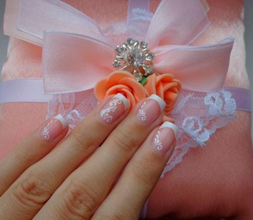 Свадебный френч