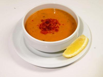 чечевичный суп на обед