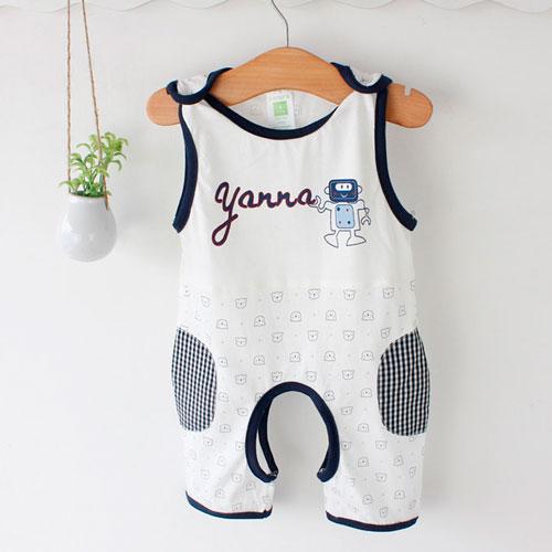 Летняя одежда для новорожденных мальчиков