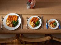 Размер порции при правильном питании