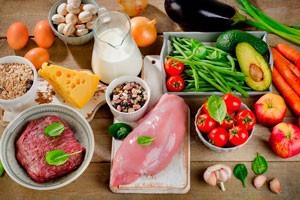 Как составить рацион питания для набора мышечной массы разрабатываем программу диеты для роста мышц