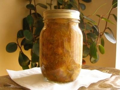 заготовки на зиму из тыквы и кабачков