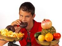 Правильное питание для подростка